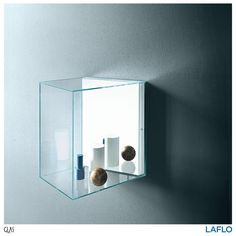 The aerial hanging display case Hiegh Ho by Piero Lissoni. Made from extra light transparent glass or spy glass, this storage unit will give the impression that objects are being magically suspended midair. . . . . . #design #designs #designer #designers #interiorstyling #interiorinspiration #interiordesign #qualityliving #homedecor #home #inspiration #interiorinspiration #designinspiration #productinspiration #art #findyourinnerexpression #LAFLO #instadesign #instagood #instadaily #glasitalia Display Case, Interior Design, Interior Styling, Wall Lights, Glass, Lighting, Art, Home Decor, Bathroom Medicine Cabinet