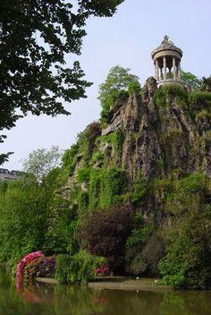 Parc des Buttes Chaumont / Paris