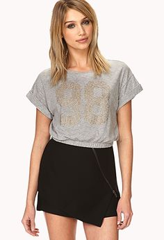 Fresh 98 Crop Top | FOREVER21 - 2000064356