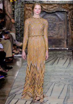Le défilé Valentino haute couture automne-hiver 2011-2012