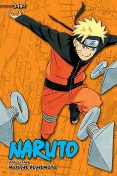 Naruto (3-in-1 Edition), Vol. 12: Includes Volumes 34, 35 & 36 : Masashi Kishimoto : 9781421573823