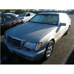 Category: Four Door Make: Mercedes-Benz Model: S420 Color: Year: 1997 VIN#: WDBGA43G9VA365465 License Plate:  Title: Will Update Monday Night Mileage: 0 Condition: Runs and Drives
