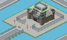Simpsons Tapped Out ~ Springfield Penitentiary