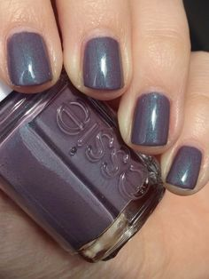 Essie Coat Couture.