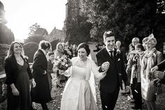 Love the expressions on their faces.  Winter wedding at Brympton House.  It was FREEZING.