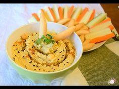 Hummus tradicional | Cocina Hummus, Ely, Cooking, Ethnic Recipes, Youtube, Food, Dressings, Dips, Cook