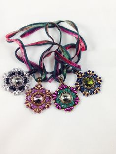 Rainbow Snowflake Pendant (Includes a blooper I missed in my editing! Gl...