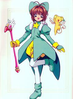 The Green Dress - Cardcaptor Sakura Wiki - Wikia