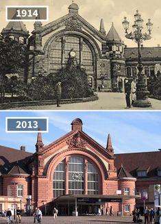Osnabrück, Germany, 1914 - 2013