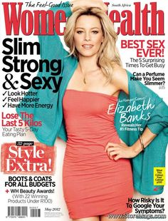 Elizabeth Banks - Women's Health