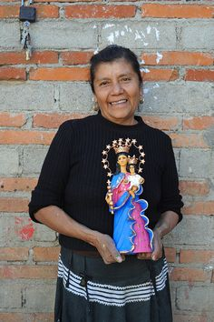 Concepcion Aguilar Oaxaca by Ilhuicamina, via Flickr