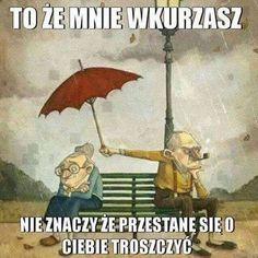 #smiecizsieci #takie #to #jest #prawdziwe #dziadek #babcia #miłość #kocham #cię #piękne #cudownie #polska #deszcz #parasol #humor #najlepiej #lol