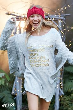 Real dreams. Real magic. Real wishes. Shop new arrivals in store & at Aerie.com