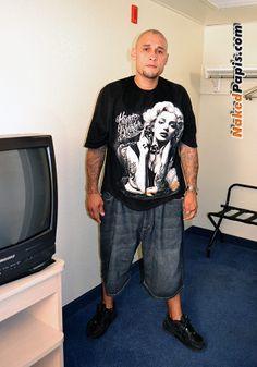 Darth Vader #hot #latino #sexy #cholo #thug #tattoos #bald