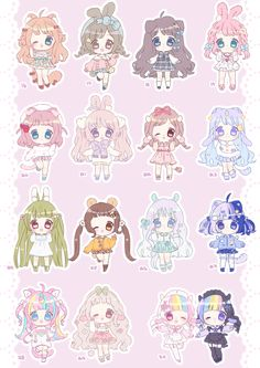 hacuubii — art trade with ♥ Pui Pui! Cute Kawaii Drawings, Cute Animal Drawings, Kawaii Art, Cute Anime Chibi, Kawaii Anime, Top Anime, Cute Kawaii Animals, Drawing Anime Clothes, Cute Cartoon Pictures