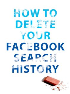 Did you know Facebook keeps track of EVERYTHING you type into the search bar? Here's how to delete it.