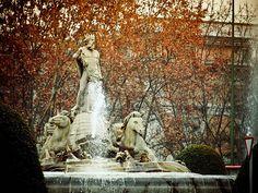 Fuente de Neptuno | Foto:  MARIE LAMPE-Madrid&Co.