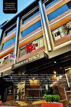 Turhan Toka Metal Aksesuar şu şehirde: Güngören, İstanbul