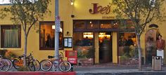 Joe's Restaurant. A cozy and classy spot in Abbot Kinney, Venice. Always amazed how they marry fresh, local ingredients to create something spectacular.