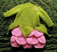 cute knitted things for babies | Cute knitting pattern.