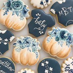 Wow!! BABY BLUES // #thegingerbites