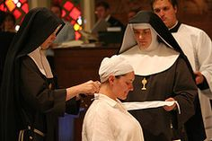 investiture nun - Google Search