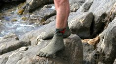 Swiss Protection Socks are socks that can be worn like shoes