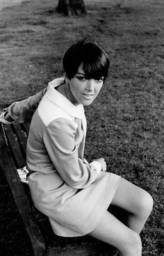 Mary Quant - Influential '60s designer Mary Quant not only made the miniskirt famous, but she wore it exceedingly well herself, popularizing the short length the world over.