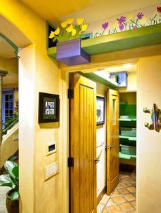 indoor cat playhouse DIY cat house