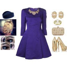 """Royal Elegance #16"" by teodoramaria98 on Polyvore"