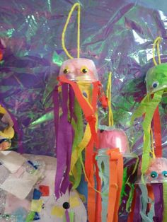 Preschool ideas..jellyfish!