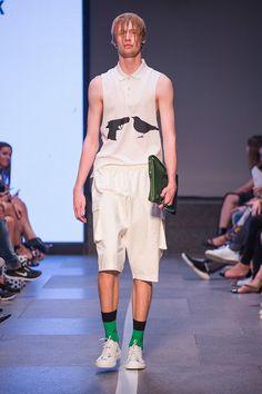 STINAK Spring/Summer 2015 » Fucking Young! Summer Swag, Spring Summer 2015, Fashion Show, Mens Fashion, Fashion Design, Green Socks, Women Wear, Sporty, Style Inspiration