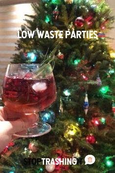 Jess's least favourite part about parties is the waste - read on to find out how to keep the waste low when partying this holiday season.