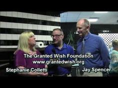 THE GRANTED WISH FOUNDATION & DAY OF GIVING