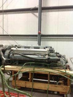 Packard PT Boat Engine