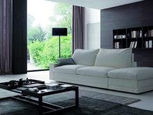 Long and extra deep sofa