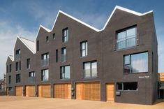 Little Kelham in Sheffield using Blockleys wirecut smooth bricks designed by Cal Architects