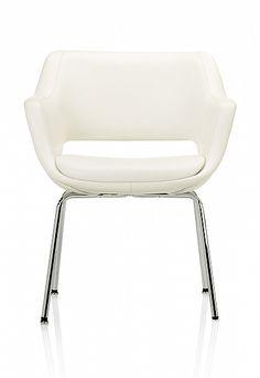 Kilta-tuoli nelipistejalustalla | Julkitilakalusteet | Martela