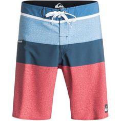 Ling Lake Snowmobile Flag Mens Beach Shorts Board Shorts Summer Swim Trunks