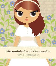 Decorazones.es _ #comuniones #RecordatoriosdeComunión #recordatorios #comunión #primeracomunión