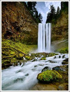 Tamanawas Falls | Oregon