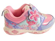 Dreamworks Trolls Light Up Shoes size 11 -- Visit the affiliate link Amazon.com on image for more details.