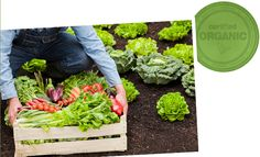 Eating Good Food has never been easier Door to Door Organics partners with farmers to bring fresh, organic produce and natural groceries right to your doorstep.