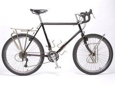 Kibo Dirt Drop expedition bike