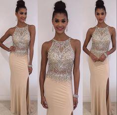 This gorgeous dress