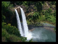 Would love to take a family vacation to Hawaii...the beautiful beaches...waterfalls..and sunsets....