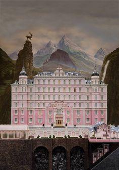 O Grande Hotel Budapeste (2014) - Lista reúne pôsteres de filmes em alta resolução para download (FOTOS)