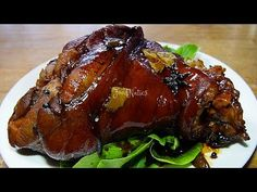 PATA TIM | THE BEST WAY TO COOK PATA TIM - YouTube Filipino Dishes, Filipino Recipes, Asian Recipes, Filipino Food, Recipes Using Pork, Cooking Recipes, Cooking Pork, Siopao Filling Recipe, Siopao Recipe