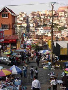 WillGoTo : Madagascar, Antananarivo                              …
