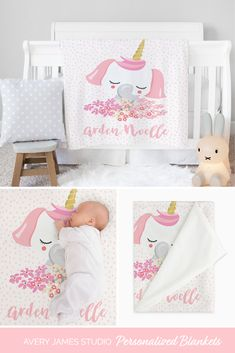 Our personalized minky blankets feel like silk and come personalized with your little one's name. This adorable blanket will become a keepsake that will be treasured for years to come.  Our personalized blankets come in 3 sizes and are perfect for babies and toddlers - kids love them too!  The perfect gift for baby showers and birthdays.  Personalized Baby Blanket, Baby Gift Ideas, Baby Shower Gifts, Baby Girl Gift, Nursery Decor Girl Baby Blanket Size, Toddler Blanket, Minky Baby Blanket, Newborn Baby Gifts, Baby Girl Gifts, Elephant Themed Nursery, Toddler Birthday Gifts, Elephant Blanket, Thing 1